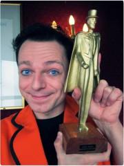 Timo Marc mit Auszeichnung