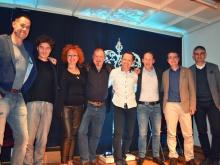 Gruppenbild Berufswelten mit Timo Marc