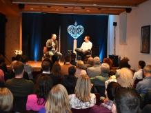Talkshowrunde mit Timo Marc