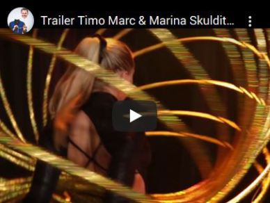 Trailer Timo Marc - Magic meets Acrobatics