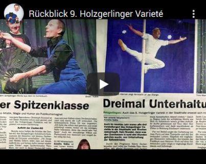 Holzgerlinger Varieté mit Timo Marc